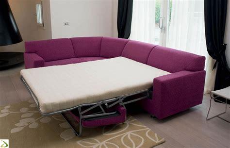 divano angolare con letto divano letto ad angolo moderno galico arredo design