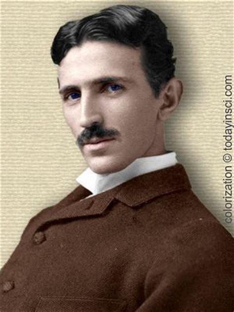Scientist Nikola Tesla Nikola Tesla Quotes 33 Science Quotes Dictionary Of