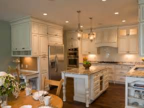 Cottage Style Kitchen Island by 15 Cottage Kitchens Diy Kitchen Design Ideas Kitchen