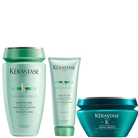 Weekly Or Biweekly Conditioning Hair Mask by K 233 Rastase Volumifique Shoo Conditioner And Hair Mask