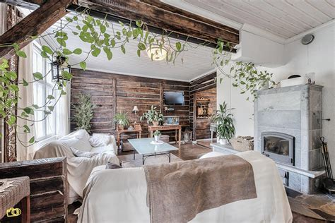 country style home with a scandinavian twist
