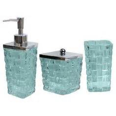 aqua glass bathroom accessories aqua bathroom accessories lightandwiregallery com