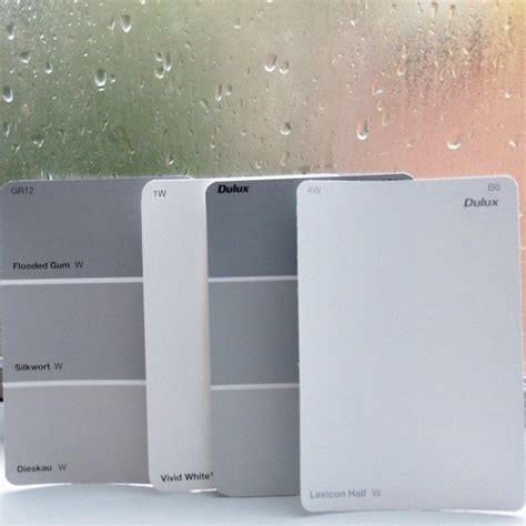 Tranquil Color Paint by Not The Day You Want To Be Choosing A Grey Paint Palette