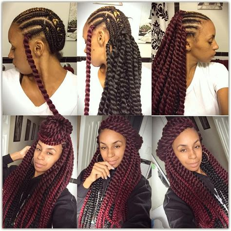 how ti curl cuban twists see this instagram photo by protectivestyles 5 255