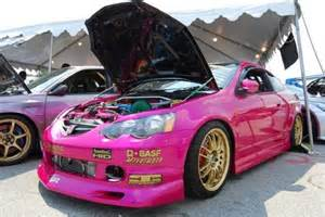 Pink Acura Cars New Acura Rsx