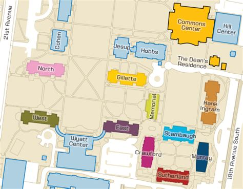 vanderbilt commons floor plans ingram commons open house receptions graduates