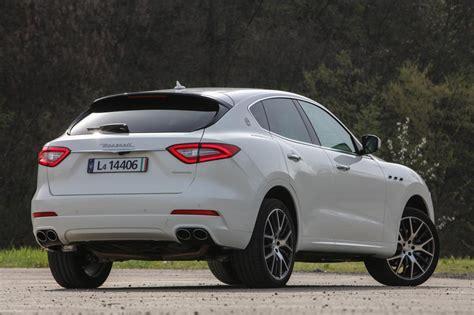 maserati levante white maserati levante suv review pictures auto express