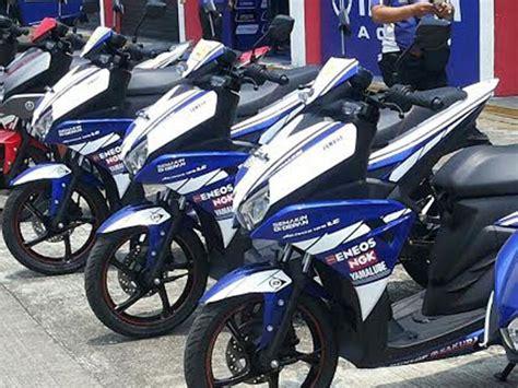 yamaha aerox 125lc caplok teknologi motor balap mobil123 portal mobil baru no1 di indonesia
