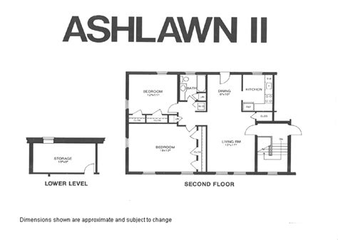fairlington floor plans ashlawn 11 model floor plan fairlington historic district