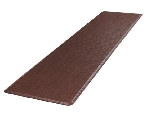 Gel Floor Mats by Deals Gelpro Basketweave Comfort Floor Mat 20 Inch By