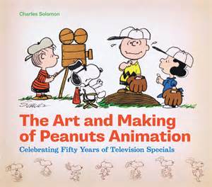 awn books book review the art and making of peanuts animation