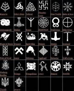 Norse symbols symbols and we have on pinterest