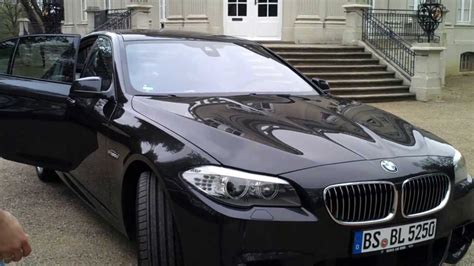 Paket Luxury 7 test drive bmw 525d m packet