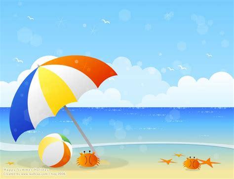 cartoon vacation wallpaper beach clipart free clipart panda free clipart images