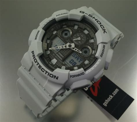 Casio G Shock Grey gray casio g shock digi xl ga100lg 8a ebay