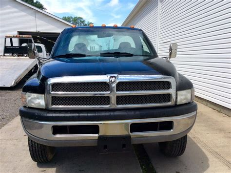 2000 dodge ram 3500 4x2 cab and chassis used dodge ram