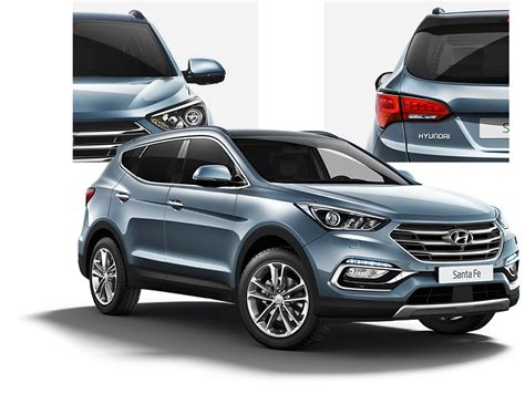 Santa Fe Auto by Hyundai New Santa Fe Murphy Gunn Dublin Murphy Gunn