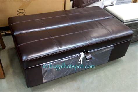Ottoman Bed Sleeper Costco by Costco Synergy Home Sleeper Ottoman 249 99 Frugal Hotspot