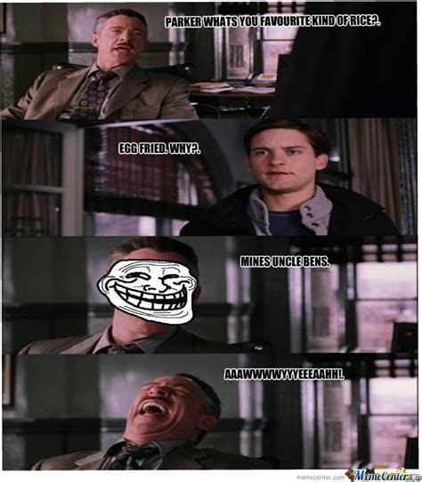 Peter Parker Meme - trolling peter parker by red5 meme center