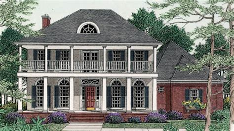 plantation house plans inside house southern plantation house plans