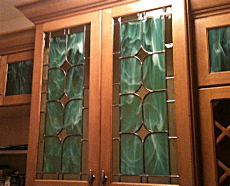 15 Ideas Of Stained Glass Cabinet Door Stained Glass Kitchen Cabinet Doors