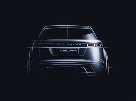 design kaos land rover the new range rover velar revealed car guy