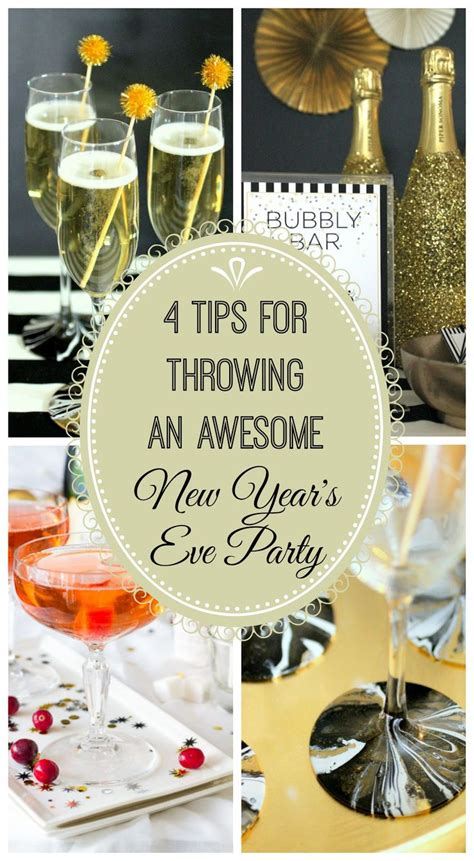 8 Tips For Throwing The by New Years Ideas For Families Tips For Throwing