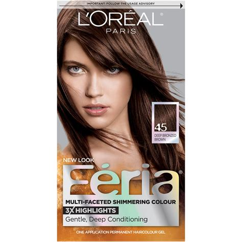 loreal feria hair color l oreal feria multi faceted shimmering