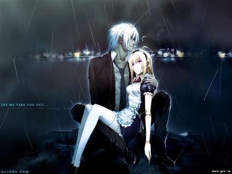anime girl in the rain wallpaper anime girl crying in the rain alone rain sad anime