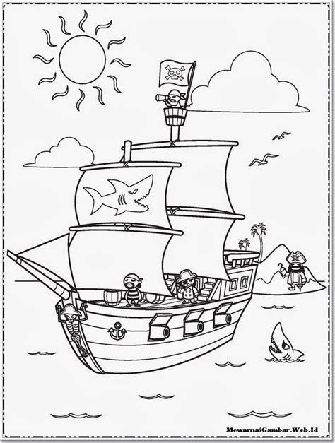 mewarnai gambar bajak laut mewarnai gambar mewarnai gambar bajak laut mewarnai gambar