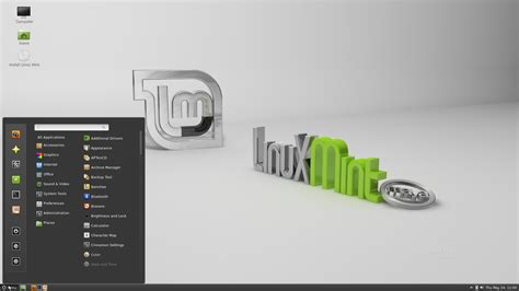 Linux Mint L by Linux Mint 13 Oem Has Been Released Softpedia