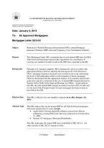 85 mortgage insurance fha drop january 2015 obama
