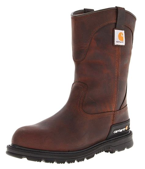 best comfort work boots top 5 best pull on work boots for a comfortable and