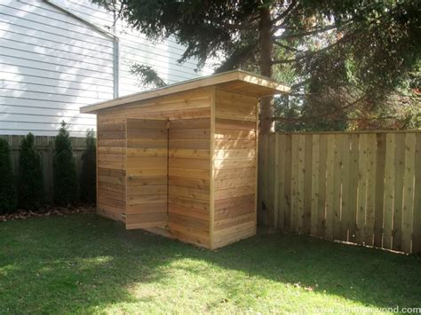 modern backyard shed summerwood garden sheds modern sheds toronto by summerwood products