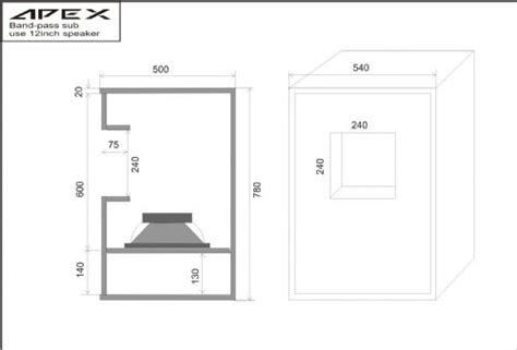 Qsc Ksub Dual 12 Quot apex2181 speakerplans forums page 1