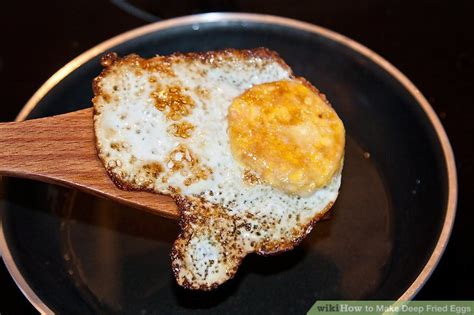 How to Make Deep Fried Eggs: 9 Steps (with Pictures)   wikiHow