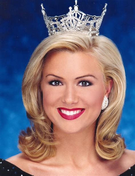 Miss Tennessee Smith Crowned New Miss Usa by Miss Tennessee 1999 Allison Alderson Demarcus Miss