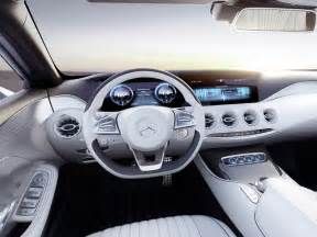 2017 mercedes s class coupe interior car wallpaper