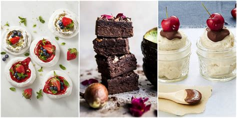 15 best healthy dessert recipes easy ideas for low calorie desserts