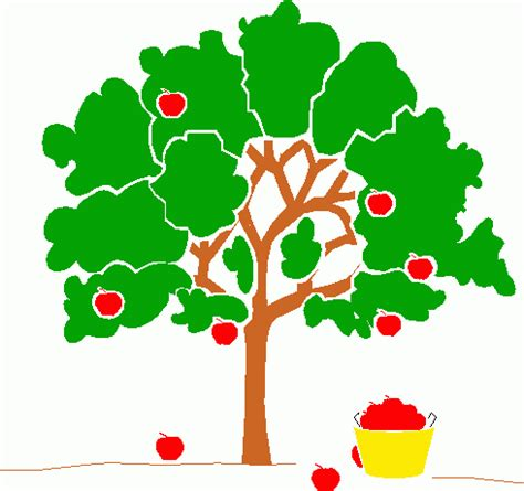 apple tree clipart ant apple tree branch clip