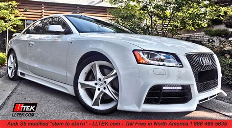 Audi A5 Grill by Lltek Rs Styling Grills For Audi A5 And Audi S5 Cars 2007