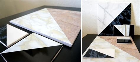 10 DIY Projects with Marble Style