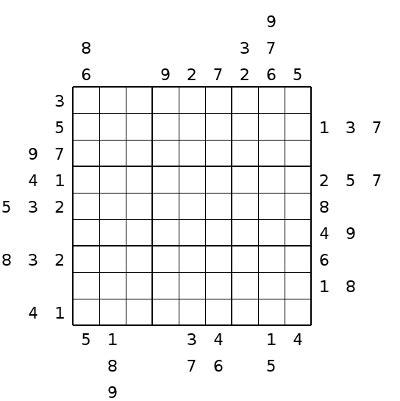 printable outside sudoku puzzles outside sudoku no 2