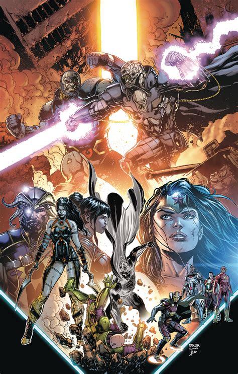 justice league the darkseid war saga omnibus may170344 justice league darkseid war saga omnibus hc