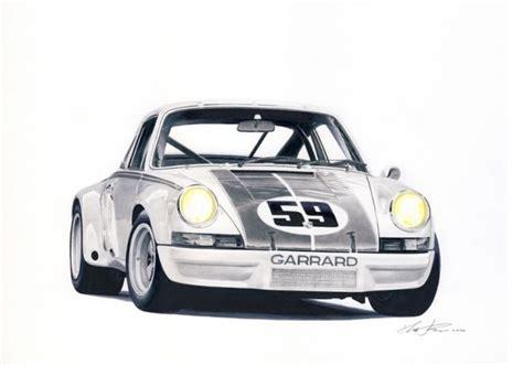 Porsche 911 Sketches by My Porsche Drawings Pelican Parts Technical Bbs