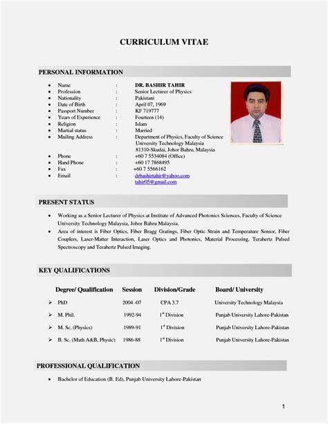 top 10 cv resume example resume example pinterest resume