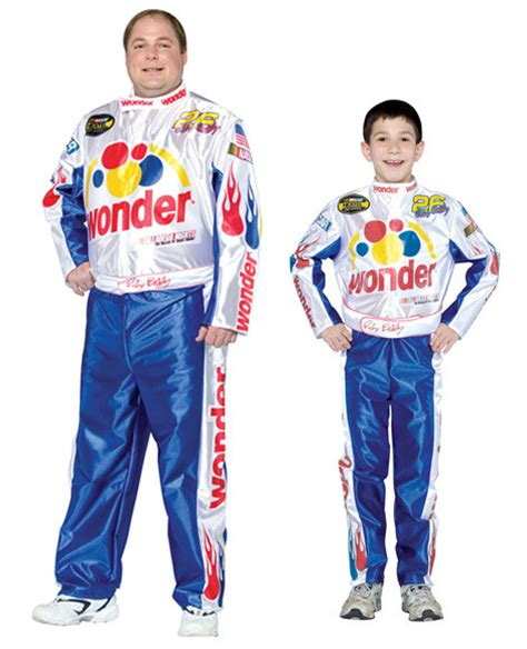 will ferrell kicking and screaming costume ricky bobby talladega nights costumes