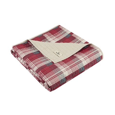 Woolrich Quilted Blanket woolrich quilted throw