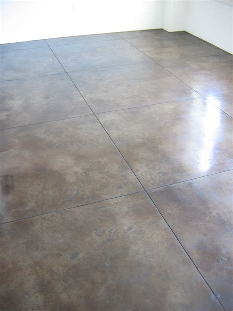 Concrete Floors by Polished Concrete Floor For Park Lofts