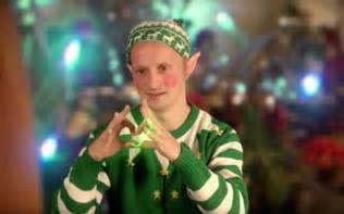Livingroom Glasgow celtic have just won christmas with this brilliant video
